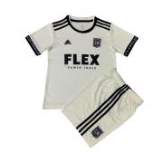 LOS ANGELES FC KIT INFANTIL 2022, UNIFORME RESERVA