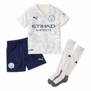 MANCHESTER CITY KIT INFANTIL 2021, UNIFORME 3