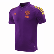 MANCHESTER UNITED CAMISA POLO 2021