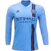 NEW YORK CITY CAMISA MANGA LONGA, UNIFORME TITULAR