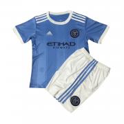 NEW YORK CITY KIT INFANTIL 2022, UNIFORME TITULAR
