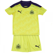 NEWCASTLE UNITED KIT INFANTIL 2021, UNIFORME RESERVA