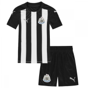 NEWCASTLE UNITED KIT INFANTIL 2021, UNIFORME TITULAR