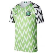 NIGERIA NOVA CAMISA TITULAR COPA DO MUNDO 2018, NIGÉRIA