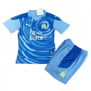 OLYMPIQUE MARSELHA KIT INFANTIL 2021, UNIFORME 3