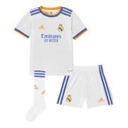 REAL MADRID KIT INFANTIL 2022, UNIFORME TITULAR