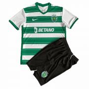 SPORTING CLUB DE PORTUGAL KIT INFANTIL 2022, UNIFORME TITULAR
