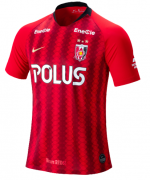 URAWA RED CAMISA 2020, UNIFORME TITULAR