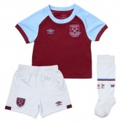 WEST HAM UNITED KIT INFANTIL 2021, UNIFORME TITULAR COMPLETO