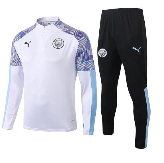 Agasalho E Calca De Treino Manchester City 2021 Conjunto De Treino
