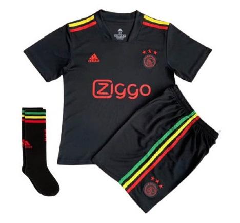 AJAX KIT INFANTIL 2022, UNIFORME 3