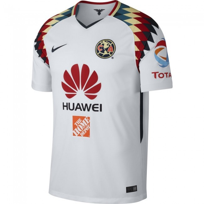 AMERICA DO MEXICO NOVA CAMISA 2018 bb4e0c5991b57
