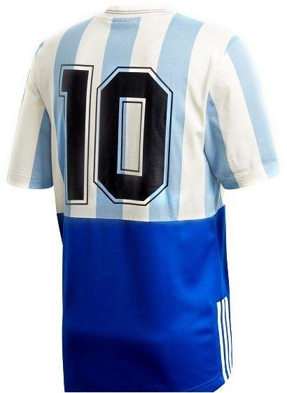 ARGENTINA CAMISA MASHUP COPA AMERICA DE 1993, CAMISA VINTAGE, RETRO, COMEMORATIVA, MARADONA / 10, SELEÇÃO ARGENTINA