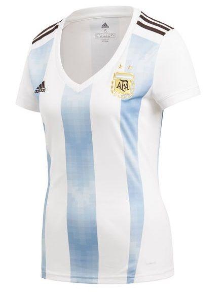 8297dd5ef ARGENTINA NOVA CAMISA 1 FEMININA
