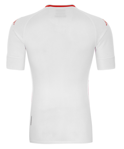 AS MONACO CAMISA MASCULINA 2021, UNIFORME 3