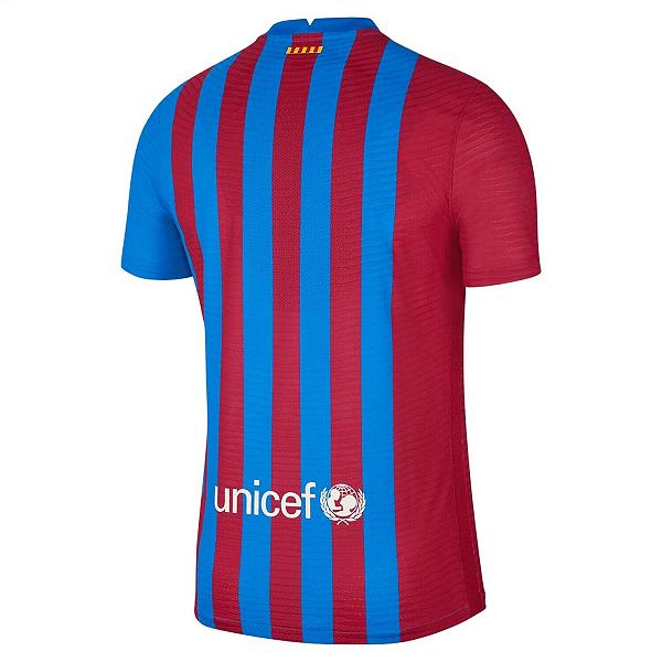 BARCELONA CAMISA MASCULINA 2022, UNIFORME TITULAR JOGADOR