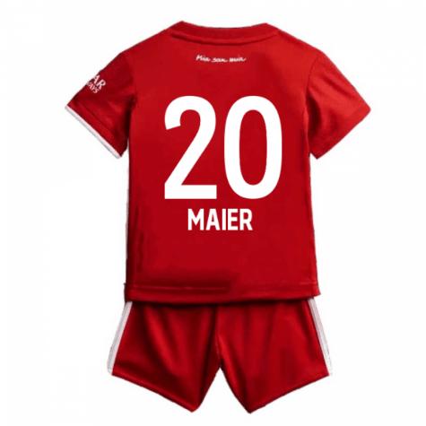 BAYERN DE MUNIQUE KIT INFANTIL 2021, UNIFORME TITULAR