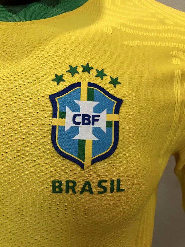 BRASIL CAMISA MASCULINA 2021, UNIFORME VAPOR JOGADOR