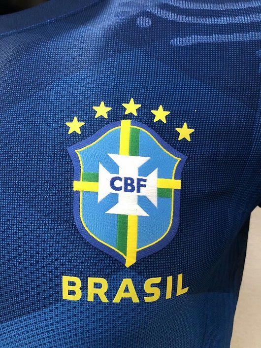 BRASIL CAMISA MASCULINA 2021, UNIFORME VAPOR JOGADOR RESERVA
