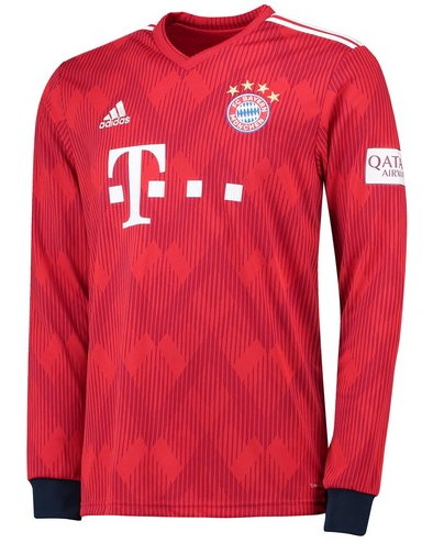 CAMISA BAYERN DE MUNIQUE 2019 UNIFORME TITULAR