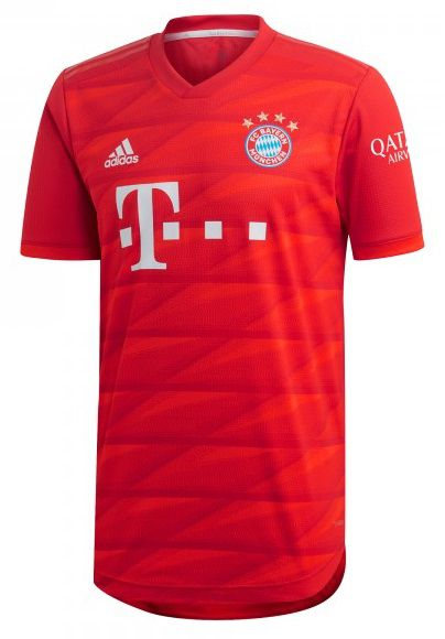 CAMISA BAYERN DE MUNIQUE 2020 UNIFORME TITULAR