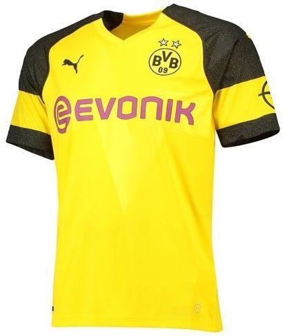Camisa Borussia Dortmund 2019 Puma BVB Uniforme Titular