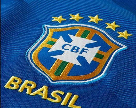 CAMISA DA SELEÇÃO BRASILEIRA 2019 AZUL, TORCEDOR DRI-FIT CAMISA DO BRASIL