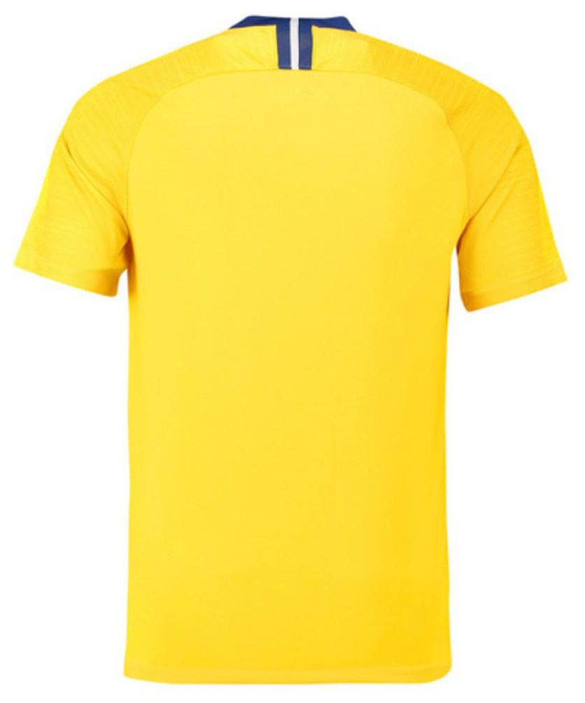 CAMISA DO CHELSEA 2019 TORCEDOR DRI-FIT UNIFORME 2 AMARELO