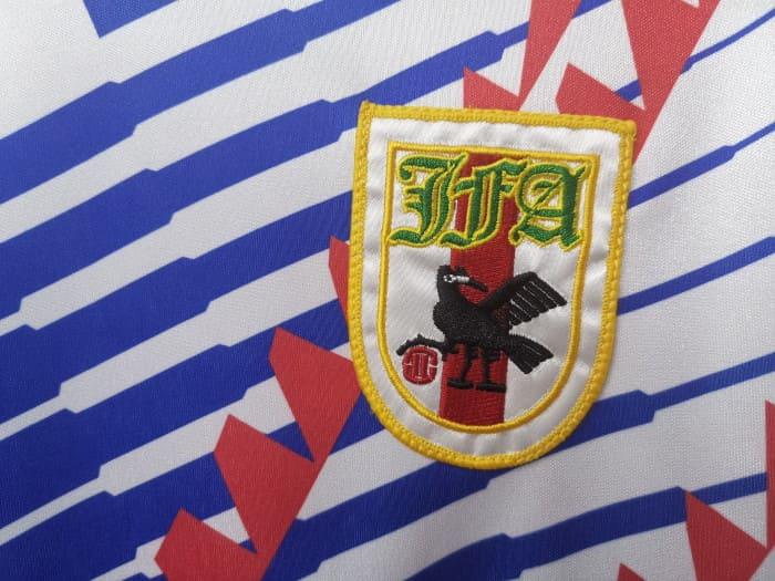 CAMISA JAPÃO RETRÔ 1994 UNIFORME RESERVA