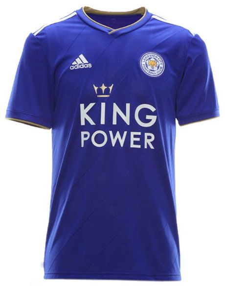 CAMISA LEICESTER CITY 2019