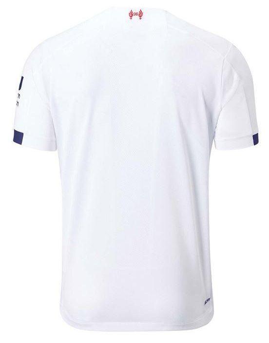CAMISA LIVERPOOL FC 2020 RESERVA