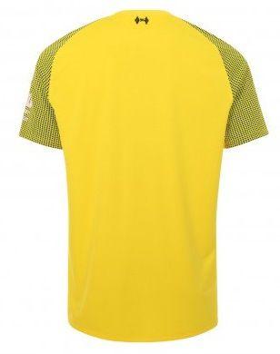 CAMISA LIVERPOOL FC, UNIFORME DE GOLEIRO 2019