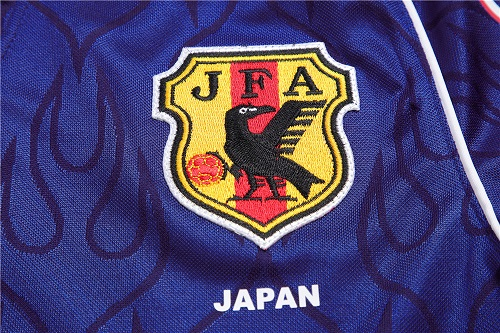 CAMISA MANGA LONGA JAPÃO RETRÔ 1998 UNIFORME TITULAR