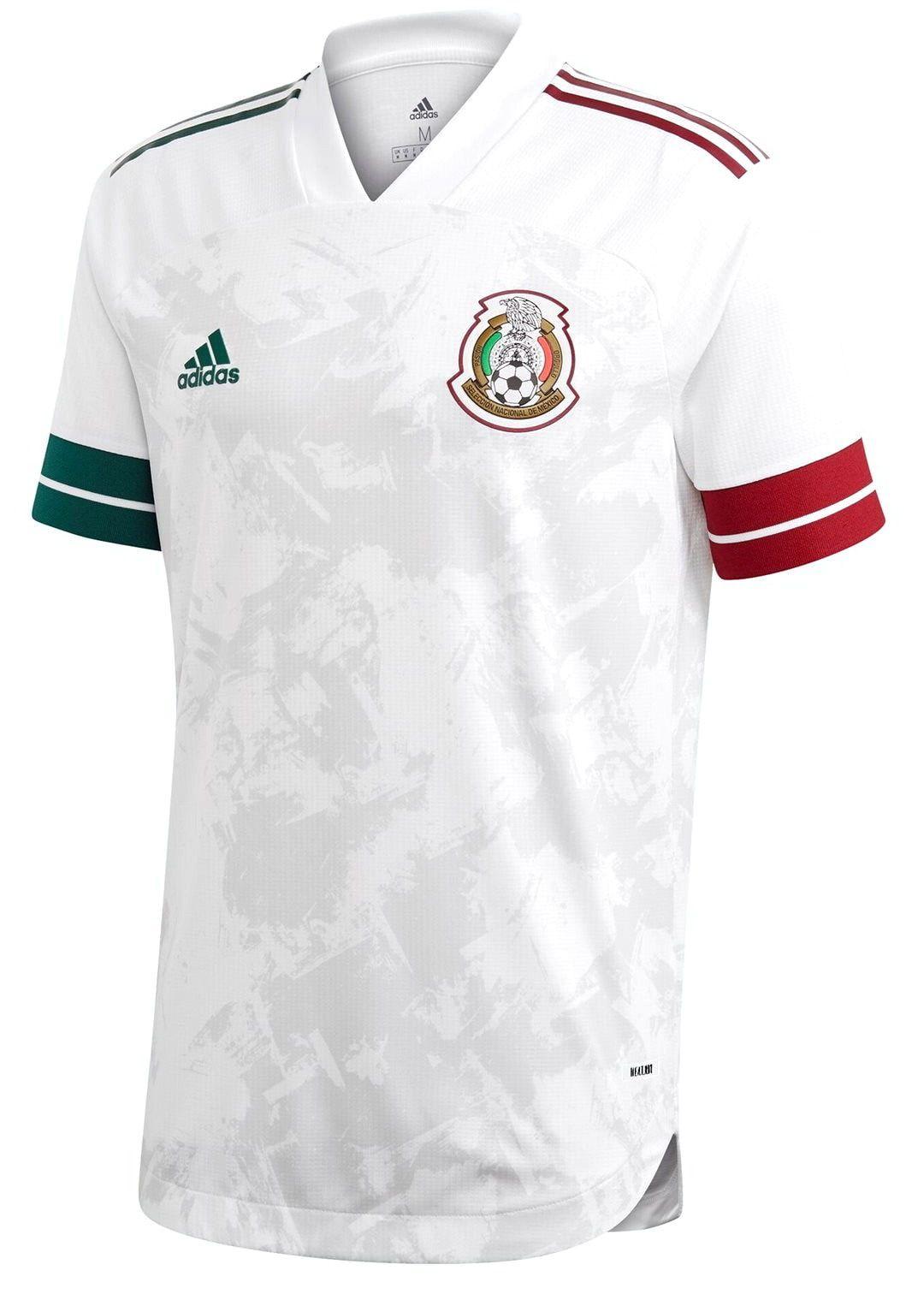 MÉXICO CAMISA JOGADOR 2020, UNIFORME RESERVA