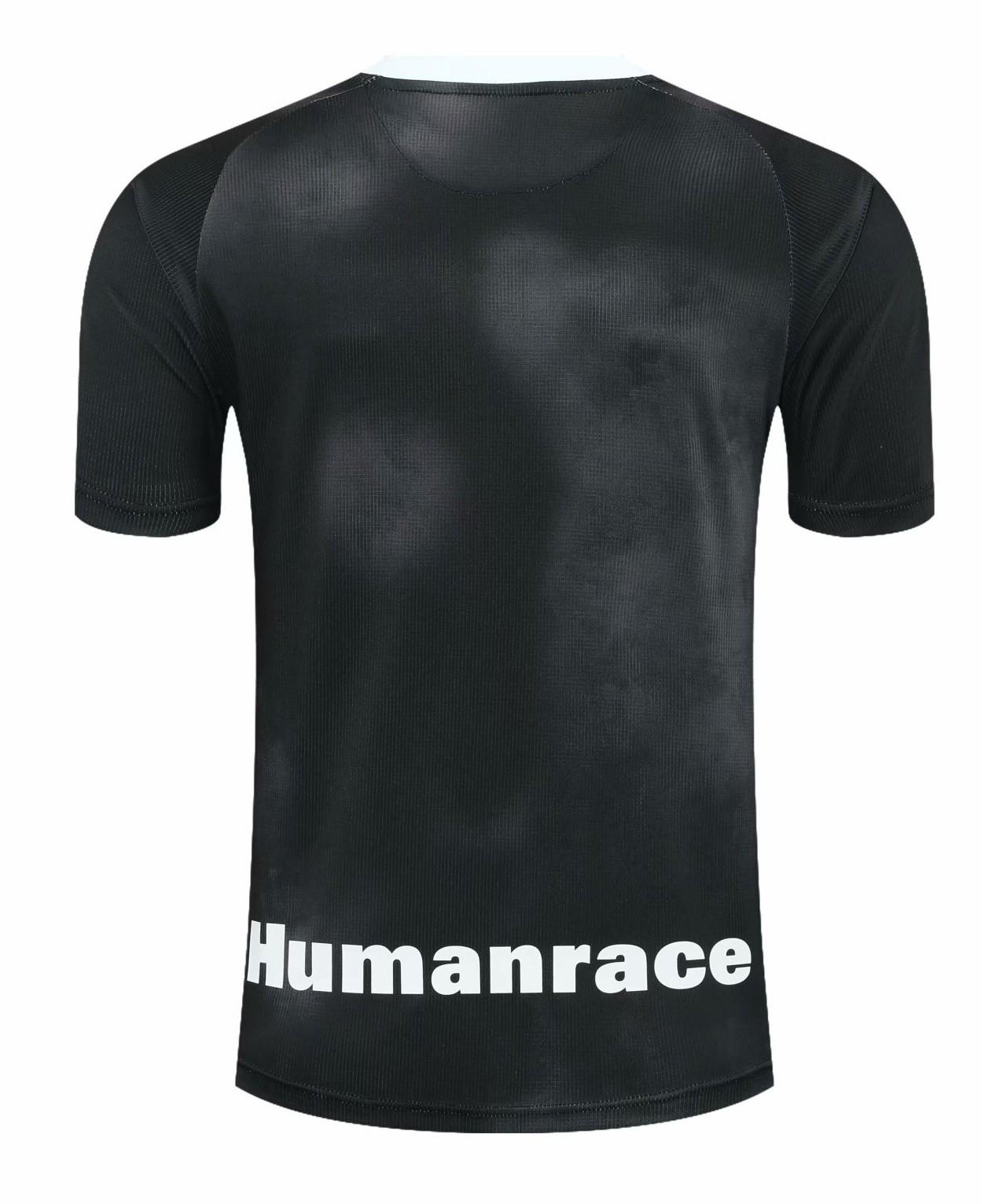 CAMISA REAL MADRID HUMAN RACE, EDIÇÃO LIMITADA 2021