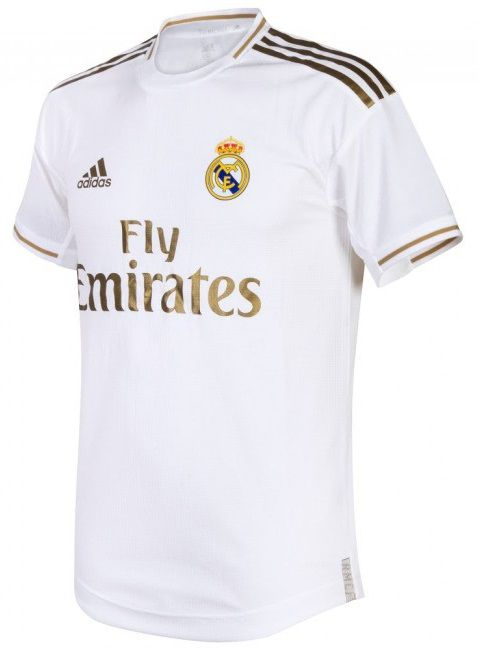 CAMISA REAL MADRID TITULAR 2020