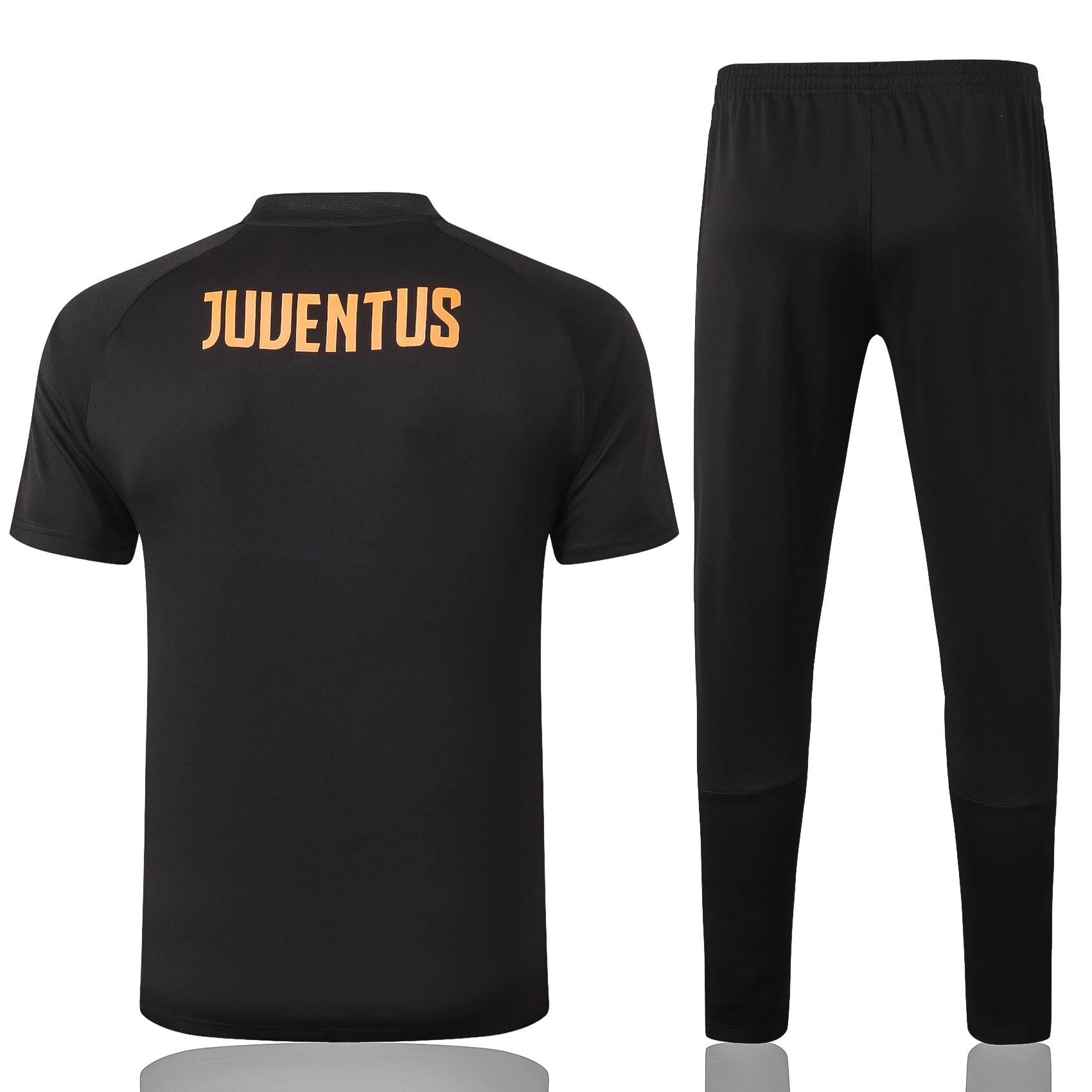 JUVENTUS FC CONJUNTO DE TREINO 2021, CAMISA DE TREINO COM CALÇA