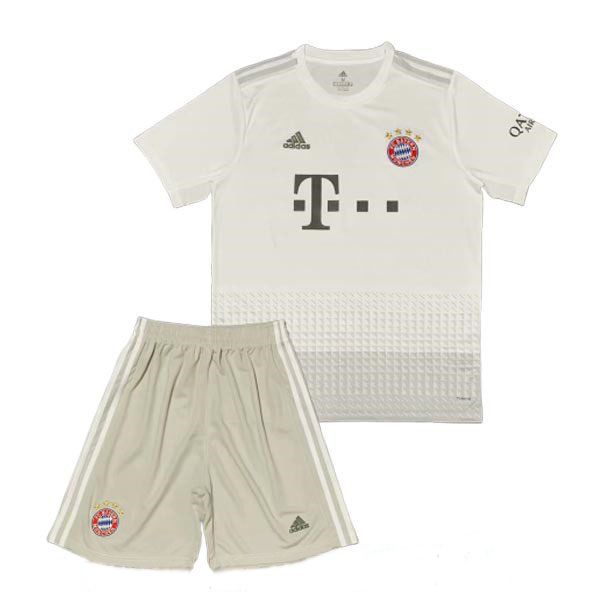 KIT INFANTIL BAYERN DE MUNIQUE 2020 RESERVA, UNIFORME COMPLETO