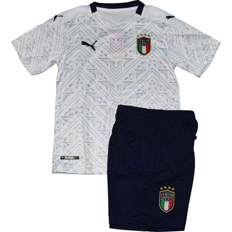 ITÁLIA KIT INFANTIL 2020, UNIFORME RESERVA