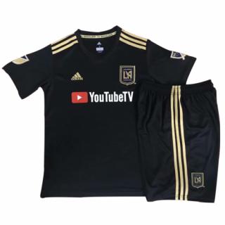 KIT INFANTIL LOS ANGELES FC 2020 TITULAR, UNIFORME COMPLETO