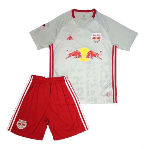 KIT INFANTIL NEW YORK RED BULLS 2020, UNIFORME TITULAR