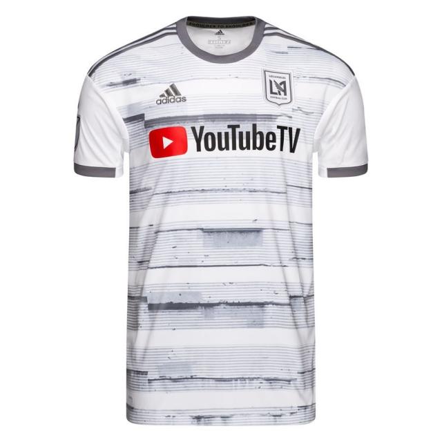LOS ANGELES FC CAMISA 2020, UNIFORME RESERVA