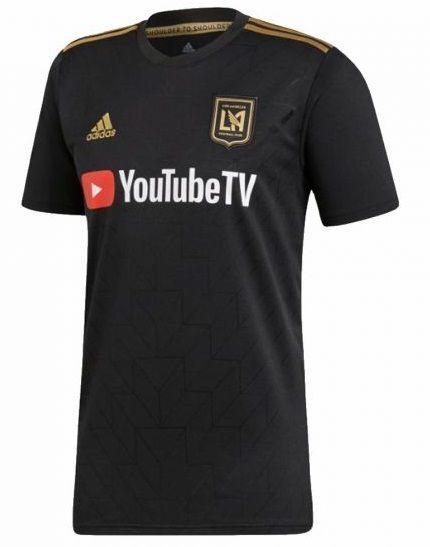 LOS ANGELES FC CAMISA 2020, UNIFORME TITULAR