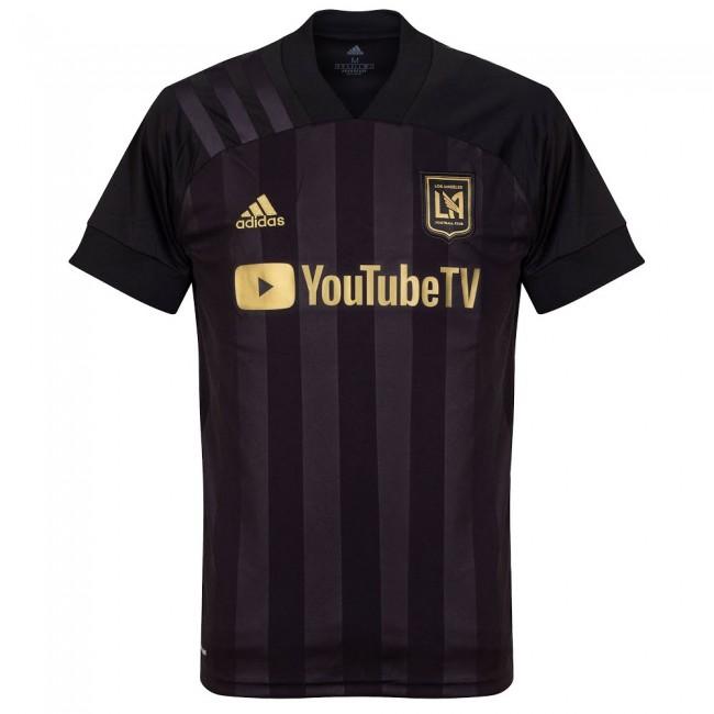 LOS ANGELES FC CAMISA 2022, UNIFORME TITULAR