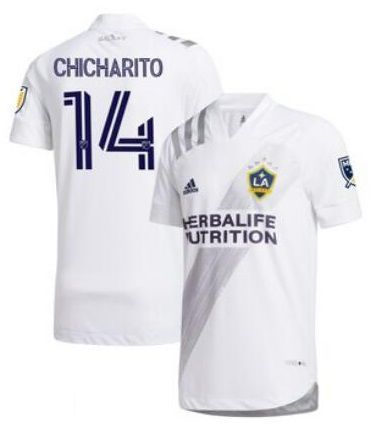 LOS ANGELES GALAXY CAMISA 2021, UNIFORME TITULAR