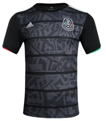MÉXICO CAMISA 2020, UNIFORME TITULAR