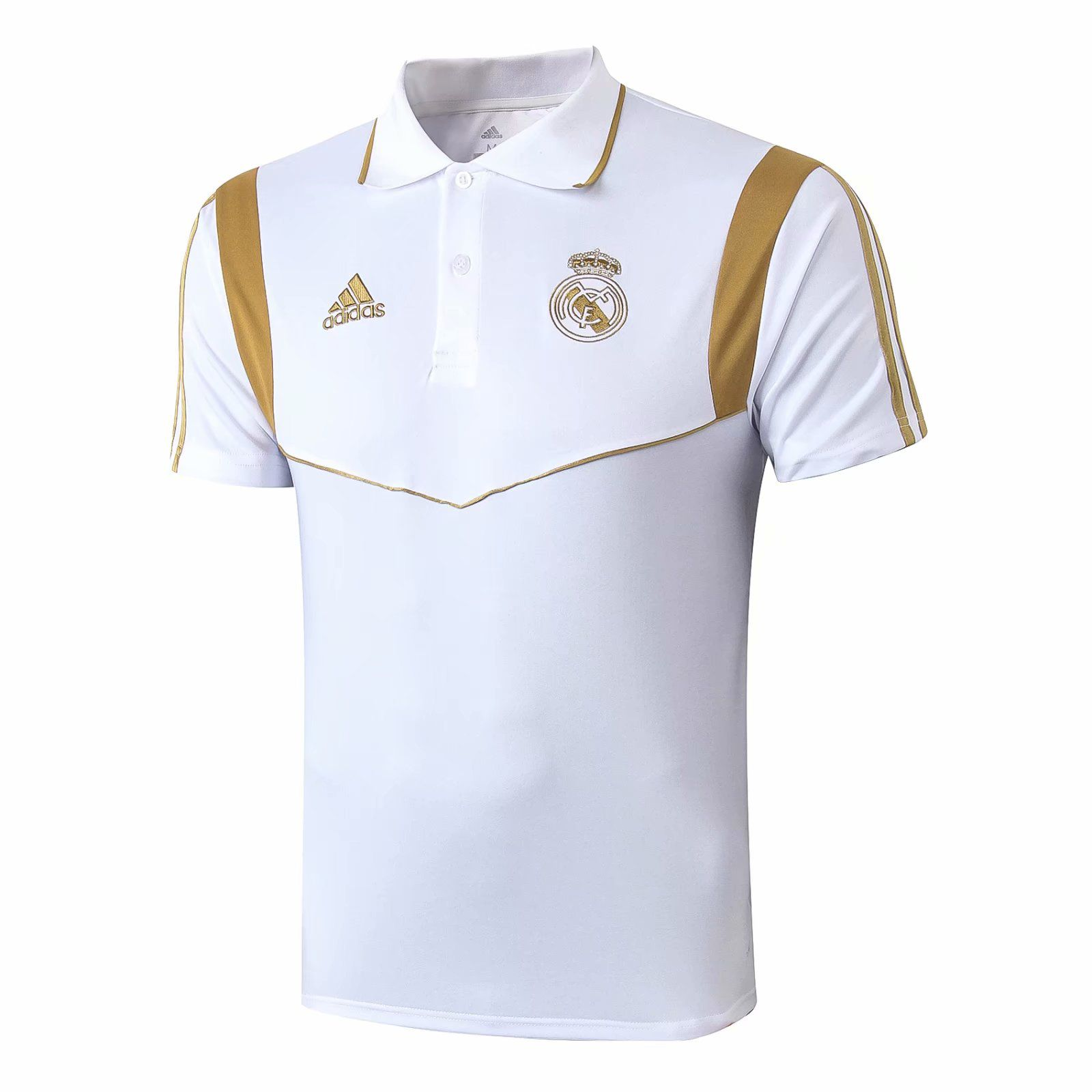 REAL MADRID CAMISA POLO 2020