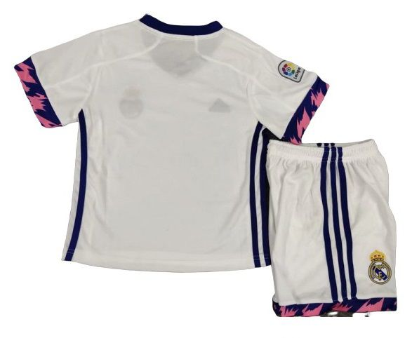 REAL MADRID KIT INFANTIL 2021, UNIFORME TITULAR