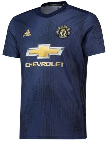 TERCEIRA CAMISA MANCHESTER UNITED 2019 TORCEDOR