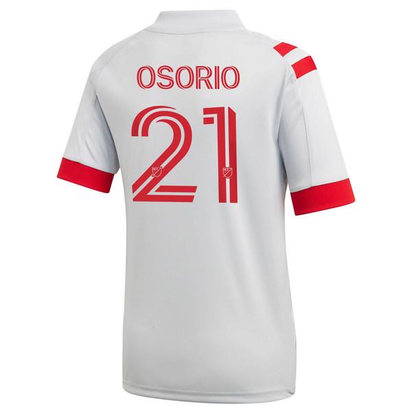 TORONTO FC CAMISA MASCULINA 2021, UNIFORME RESERVA